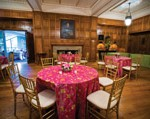 Event in the Bausch & Lomb Parlor