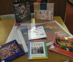 materials available for borrowing from the Teacher Resource Center