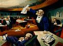 William Gropper, The Opposition