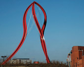 Dejan Pejovic's Maplewood Arch at Lake Avenue and Ridge Road