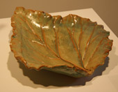 ceramic dish by Rose Van Tyne