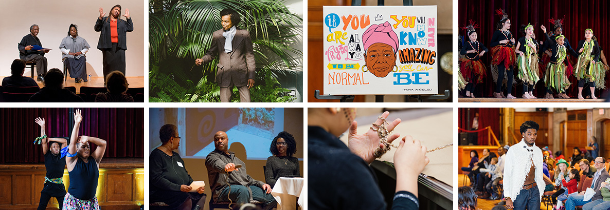 Black History Month Family Day activities 2015