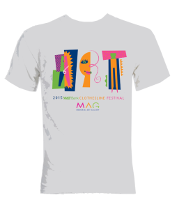 2015 M&T Bank Clothesline T-shirt