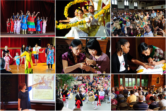 Asian Pacific American Heritage Family Day photos