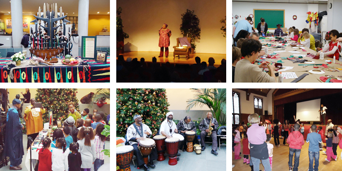 images of 2011 Kwanzaa Celebration