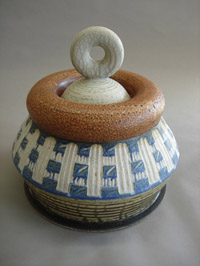 ceramic by Val Cushing