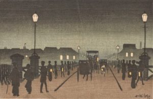 Night at Nihonboshi 1881
