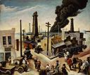 Thomas Hart Benton, Boomtown