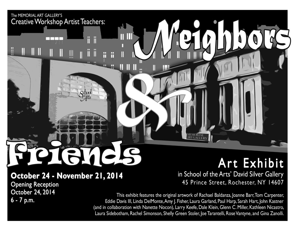 CW Neighbors and Friends Show Fall 2014