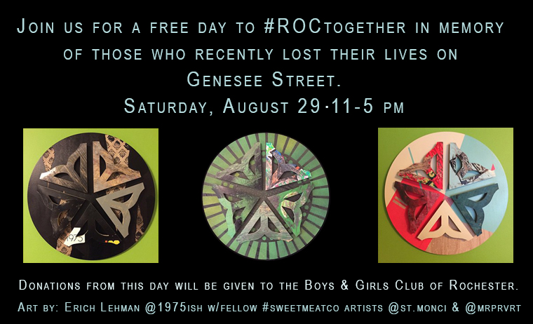 #ROCtogether