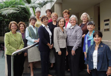 Gallery Council 2012-13 Board
