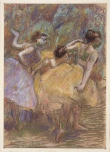 Edgar Degas, Dancers