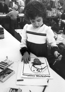 Creative Workshop Open House 1981