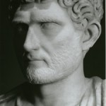Sculpture of Togatus, from 1st century Rome