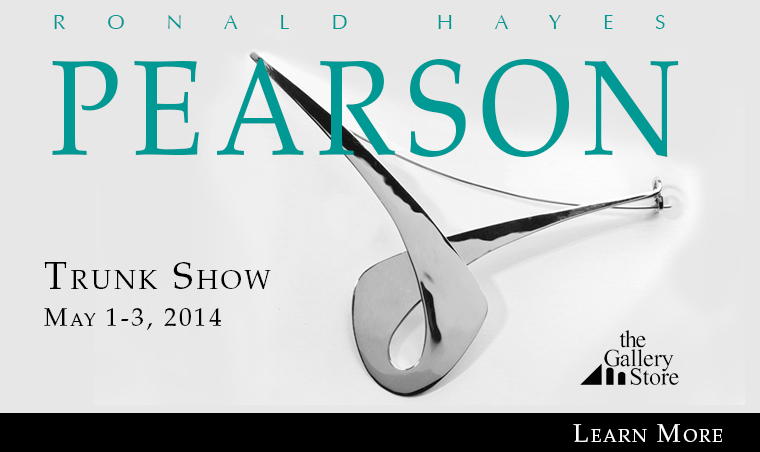 Pearson Trunk Show in the Gallery Store