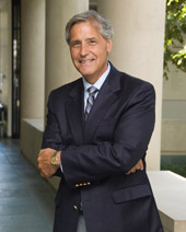 Andrew Gallina, president of the Board of Managers 2008-2010