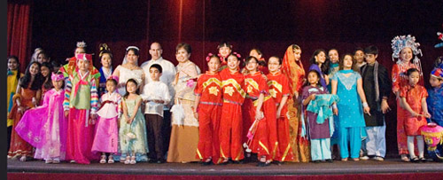 asian day curtain call for fashion and dance