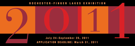 rochester-finger lakes exhibition graphic