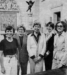 council officers in 1976
