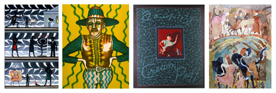 works from Chicago Imagism show