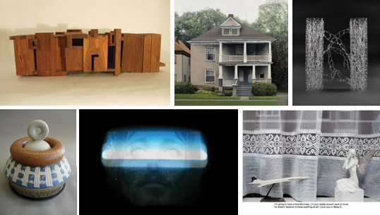 works in the 5th Rochester Biennial