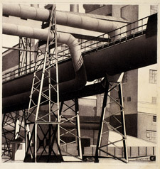 Ballet Mechanique by Charles Sheeler
