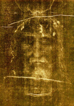 The Shroud of Turin.