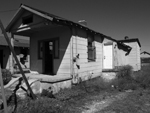 1317 Charbonnet Street, New Orleans, still standing a few years after Hurricane Katrina.