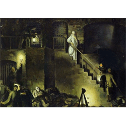 Murder of Edith Cavell by George Bellows