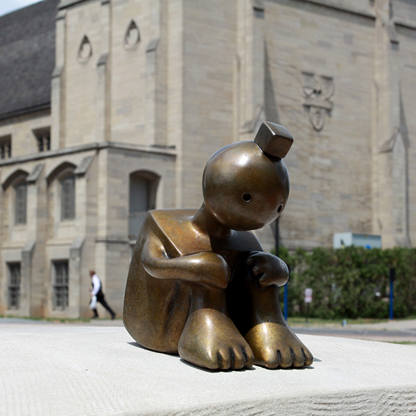 Creation Myth by Tom Otterness