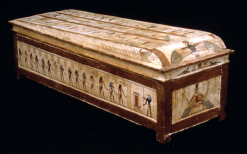 Shrine Coffin of Pa-debehu-Aset