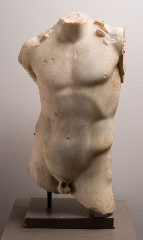 Torso of a Young Man