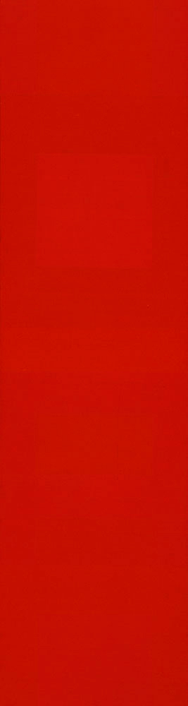 Abstract Painting: Red