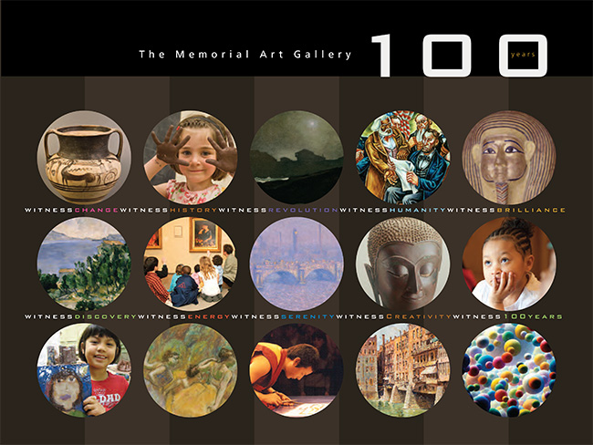 The Memorial Art Gallery 100 Years