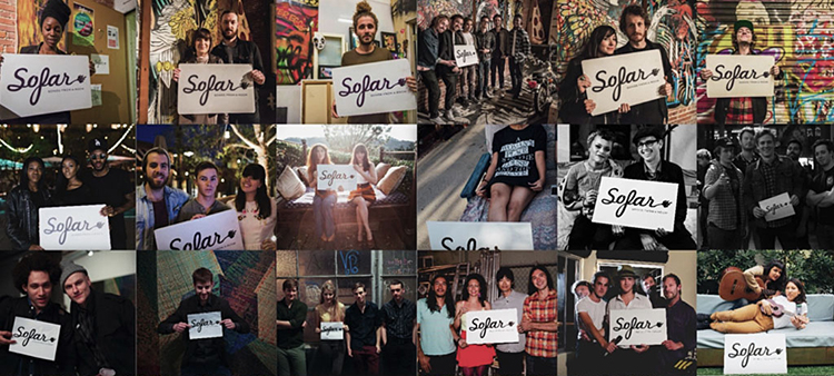 Sofar Sounds Rochester