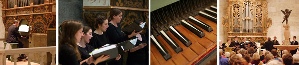 Third Thursday Concerts with the Italian Baroque Organ