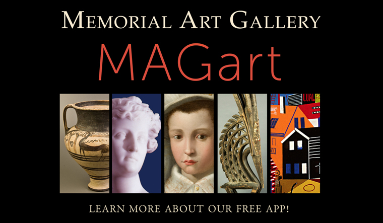 MAGart iPhone app