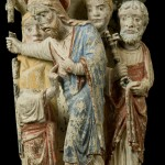 Console with Doubting Thomas