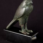 The God Horus as a Falcon