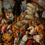 The Conversion of St. Paul by Francesco Ubertini