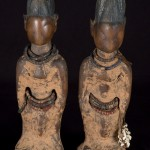 Twin Figures (Ere Ibeji)