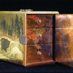 Lacquered Incense Box (Ko-Dansu)