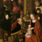 Adoration of the Magi by the Master of the Holy Blood