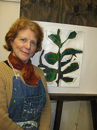 Creative Workshop faculty member Judy Gohringer