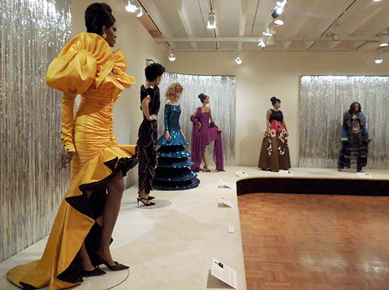 Inspiring Beauty - 50 Years of Ebony Fashion Fair