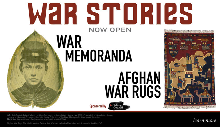 War Stories: On View Now