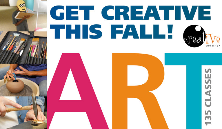 Creative Workshop: Fall 2016 Classes