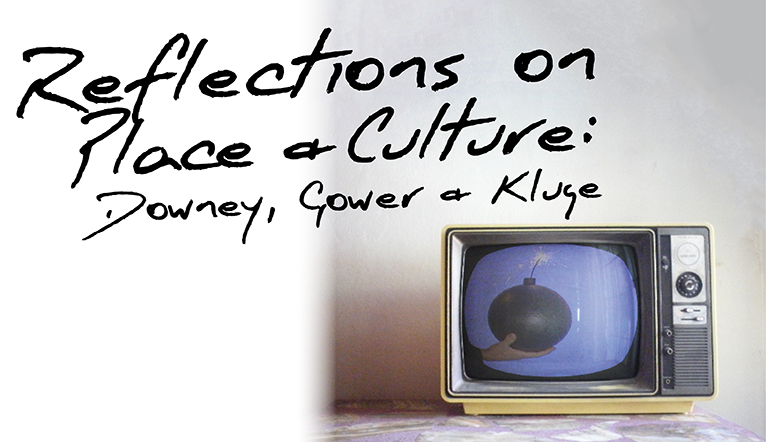 Reflections on Place and Culture