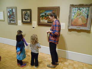 Art and Story Stroll
