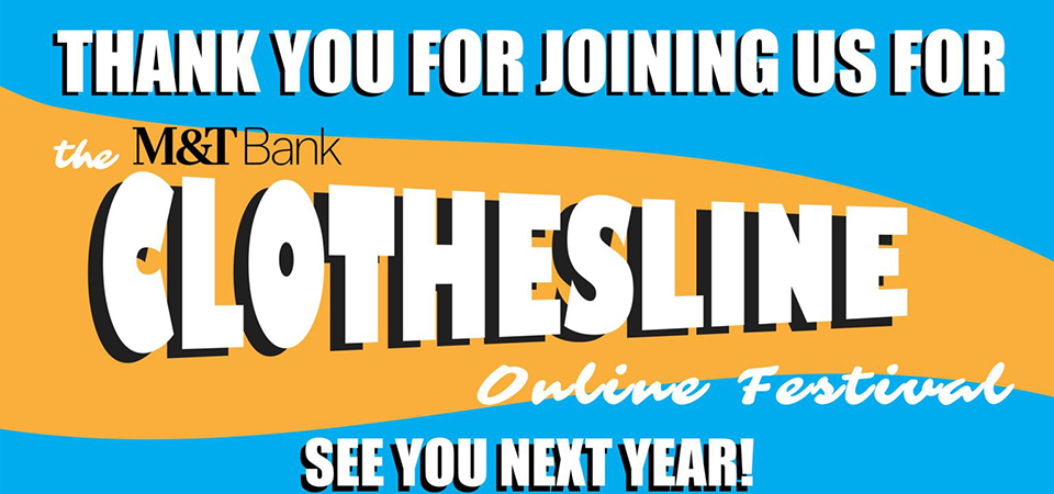 Thank you from Clothesline Online